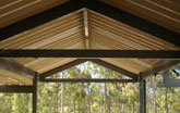 Gable roof - On acreage in Batemans Bay