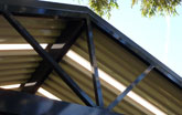 Gable roof in Shellharbour