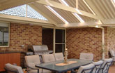 Gable roof in Ulladulla