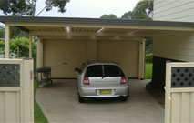 SHADEMASTER Carport